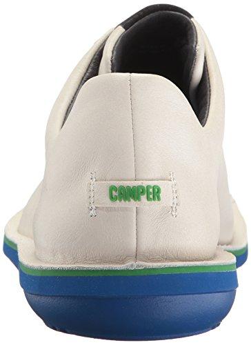 Camper Mens Scarabeo Moda Sneaker Beige