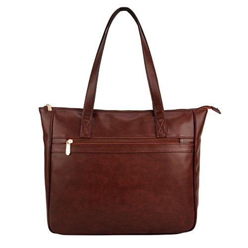 Laptop Tote Bag Up to 15.6 Inch,Women Shoulder Bag for La...