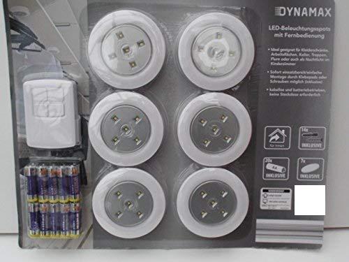 Led di illuminazione spot con telecomando ideale per casa