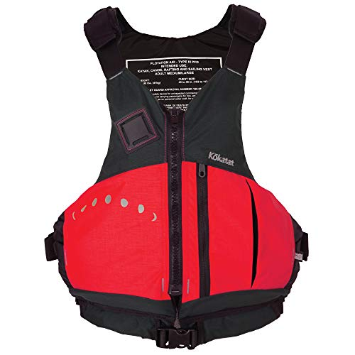 (Kokatat UL Aries Red PFD Life Vest,)