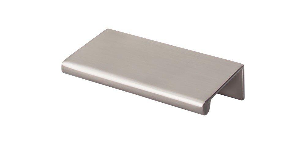 "Top Knobs TK501BSN Mercer Collection 3"" Europa Tab Pull, Brushed Satin Nickel"