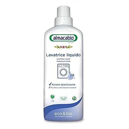 ALMACABIO - Detergente líquido para lavadora -Alta concentración ...