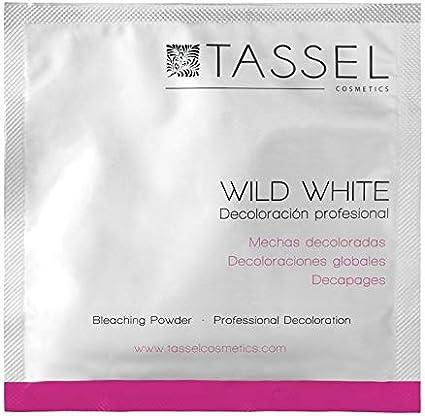 Decoloración Con Amoníaco 25 gr - Tassel: Amazon.es: Belleza