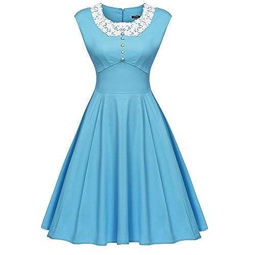 60s Style Dress: Amazon.com