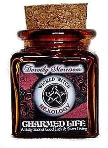 Charmed Life - Dorothy Morrison's Hexology Spell Jar