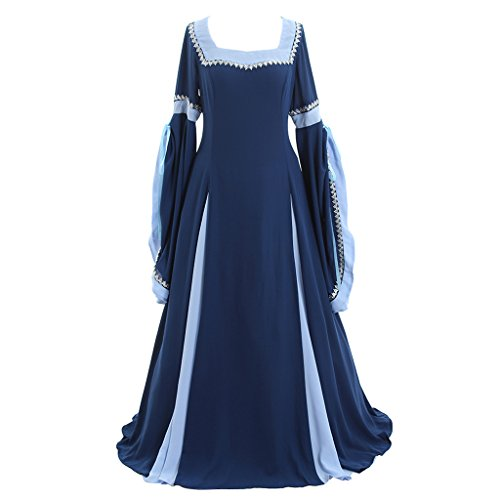 CosplayDiy Women's Deluxe Medieval and Renaissance Costume Dress XL