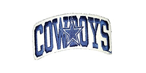 NFL DALLAS COWBOYS Football Team with Star Logo 4.5