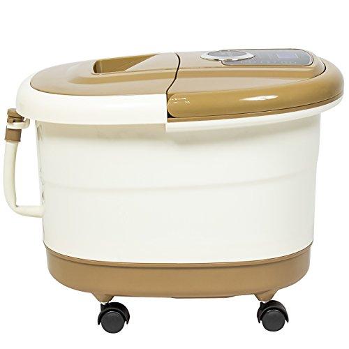 Best Choice Produkter Portable Foot Spa Bath massager med-5277