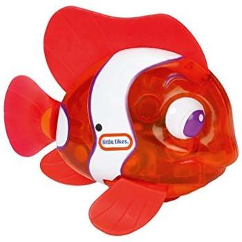Amazon Com Little Tikes Sparkle Bay Flicker Fish Water