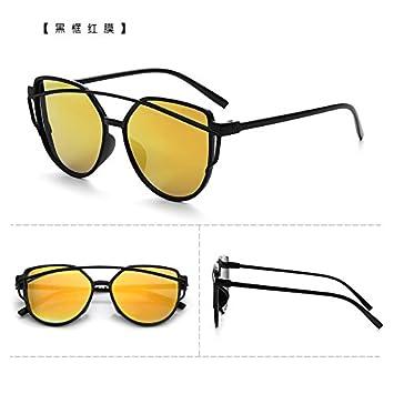 ce89861fd2 Sunyan Gafas de Sol Gafas Estrella Marea Hembra Nueva Ronda Personalidad  Gafas de Sol Mujer Cara