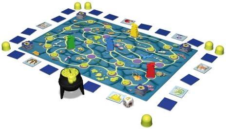 KOSMOS 69865 Viajes/Aventuras - Juego de Tablero (Viajes/Aventuras, 30 min, 6 año(s), Multicolor, 298 mm, 74 mm): Teuber, Klaus: Amazon.es: Juguetes y juegos
