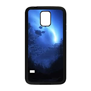 Aurora Borealis Series, Samsung Galaxy S5 Cases, Aurora Borealis Cases For Samsung Galaxy S5 [Black]
