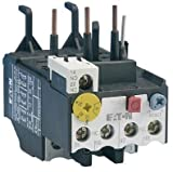 640917 Eaton Xtob024cc1 16.0 - 24.0 Amp, Iec, Overload Relay 16.0 - 24.0 Amp, Iec, Overload Relay, Type: Thermal Bi-metallic. Trip Class 10. Selectable Manual or Automatic Reset. For Use with Xt Series, Frame C Contactors.