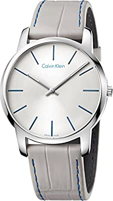 Calvin Klein City Men's Quartz Watch K2G211Q4