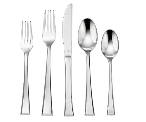 Cuisinart 20-Piece Flatware Set, Divonne (Cuisinart Flatware compare prices)