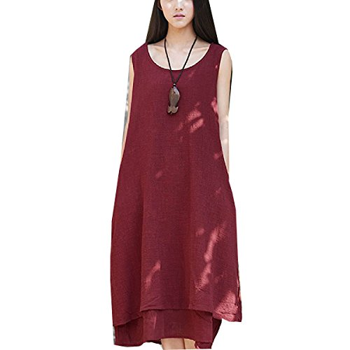 Double Layer Jersey Dress - 9