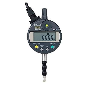 Mitutoyo 543 - 280 Digimatic Reloj comparador, 12,7 mm: Amazon.es: Industria, empresas y ciencia