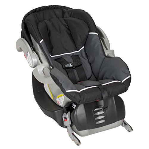 Baby Trend Flex Loc Infant Car Seat, Onyx by Baby Trend (Image #2)