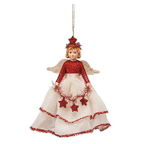 Bethany Lowe Storybook Angel Girl Christmas Tree Ornament Vintage Style Decor