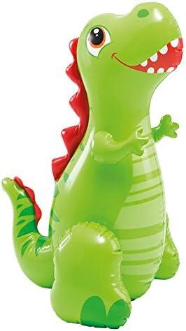Intex - Dinosaurio Hinchable y pulverizador Agua, 70 x 53 cm ...