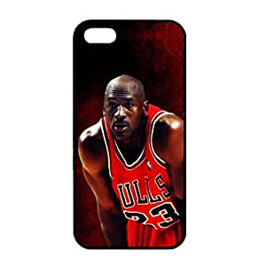 NBA Case Basketball Club Player Kobe Bryant Pattern Design Back Cover Case For Iphone 5/5s NBA Design
