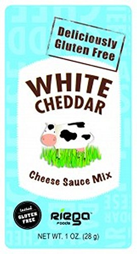 Riega White Cheddar Cheese Sauce Mix (8-Pack)