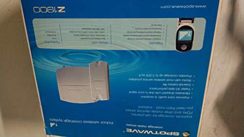 Spotwave z1900 Wireless Cell Phone Signal Booster ()