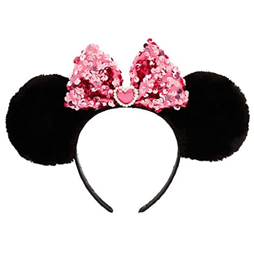 Pink Minnie Ears (disney minnie mouse ear headband for kids..pink)