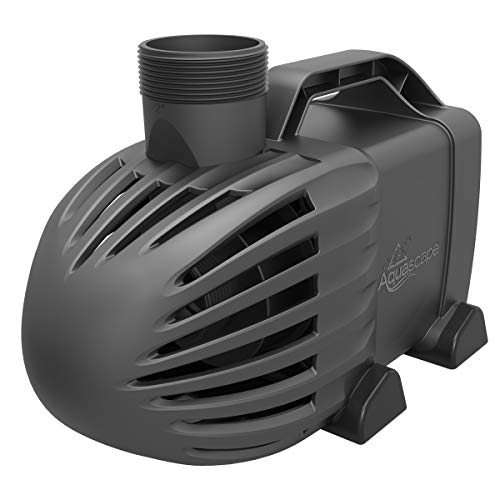 Aquascape 91131 EcoWave 2000 GPH Mag-Drive Pond and Waterfall Pump, -