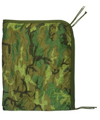 Woodland Poncho Liner - 2