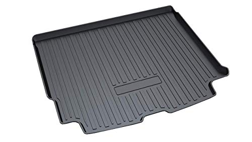 Vesul Rear Trunk Cargo Cover Boot Liner Tray Carpet Floor Mat Fits on Volvo XC60 2018 ()