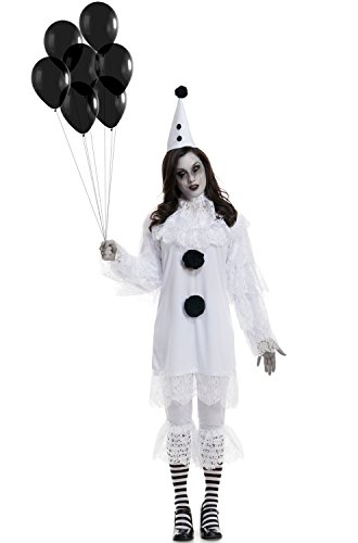 Heartbroken Clown Adult Costume - X-Small ()