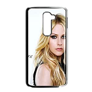 Printed Phone Case Avril Lavigne For LG G2 Q5A2112056