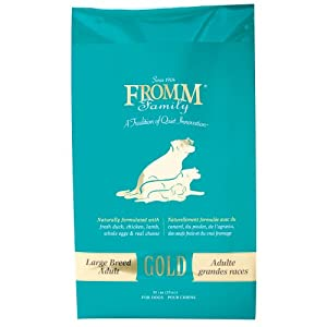 Amazon Com Fromm Large Breed Adult Gold Dog Food 33 Lb