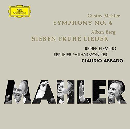 Mahler: Symphony No. 4 / Berg: Seven Early Songs ~ Abbado / - Polished Hearts 7 Gold