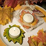 Autumn Themed Candle Favor, 54