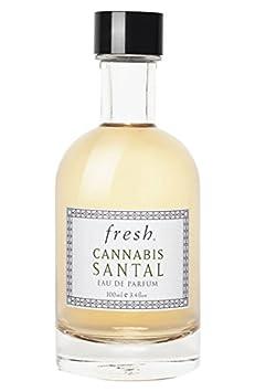 Fresh Cannabis Santal Eau de Parfum Spray for Men and Women Unisex Perfume – 3.4 oz 100ml