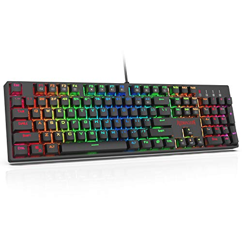 Redragon K582 SURARA RGB Wired Gaming Keyboard