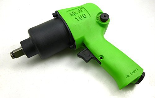 Dynamic Power 1/2'' Air Impact wrench (Twin Hammer mechanism, 5 position power settings), D312100