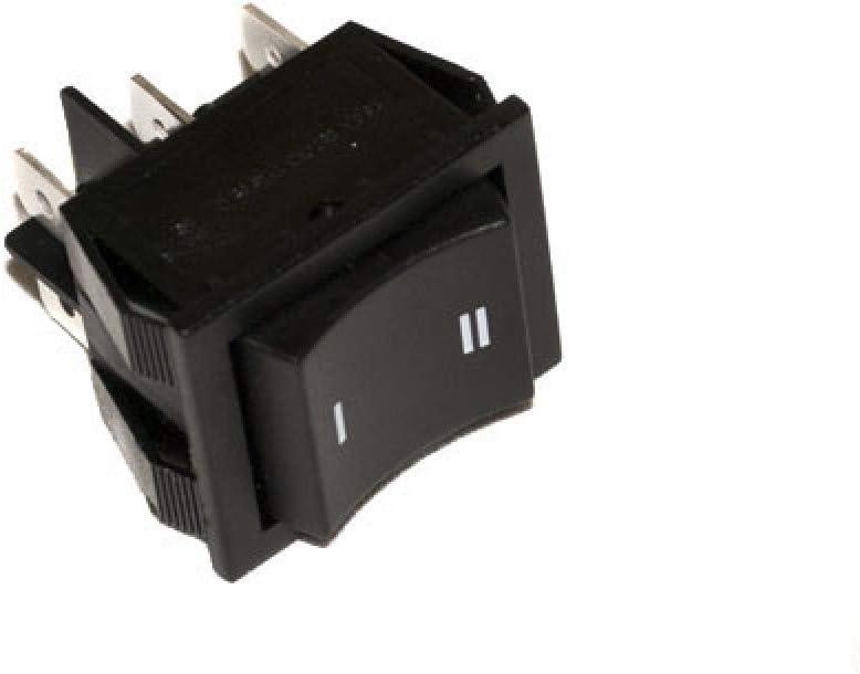 Rainbow para aspiradora E2, seis Terminal interruptor de encendido/apagado: Amazon.es: Hogar