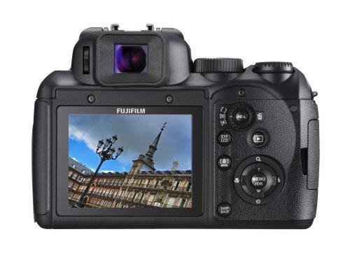 FUJI 12 MP S200EXR Dig. Cam. Black - 15976371