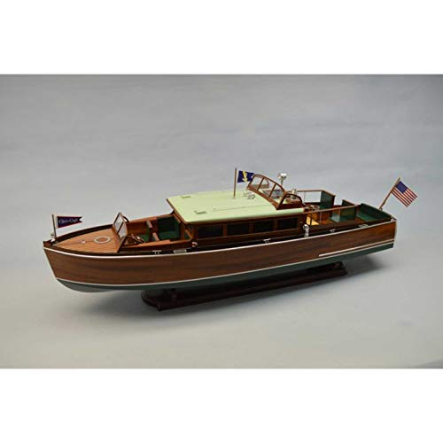 Dumas Products, Inc. 1929 Chris-Craft 38' Commuter, DUM1273