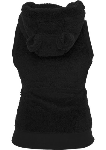 Canottiera Vest Teddy Black Urban Ladies Donna Classics q8w4ST