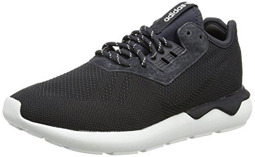 adidas Herren Tubular Runner Weave Trainieren/Laufen Grey (Carbon S14/Carbon S14/Ftwr White)
