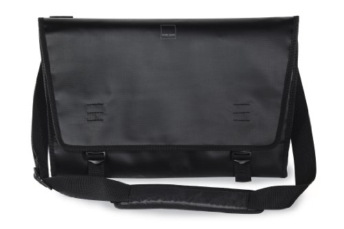 Acme Made The Nopa Tri-Fold Laptop Bag for 15-Inch MacBook and Ultrabooks, Black (AM00831-CEU) ()