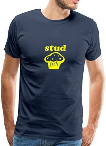 Spreadshirt Stud Muffin Premium T Shirt product image
