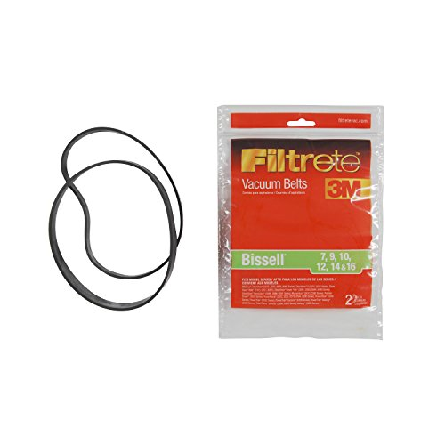 3M Filtrete Bissell 7, 9, 10, 12, 14 & 16 Vacuum Belt ()