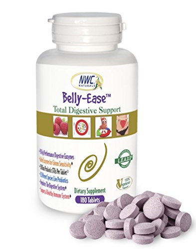 NWC Naturals Belly Ease Chewable Tablet