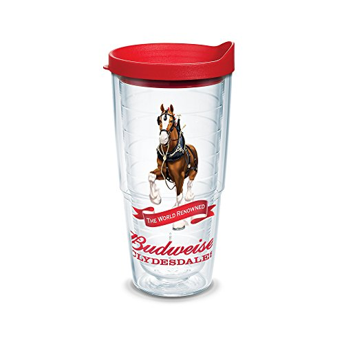 tervis-anheuser-busch-budweiser-clydesdales-wrap-clear-inner-24oz-tumbler-with-red-lid