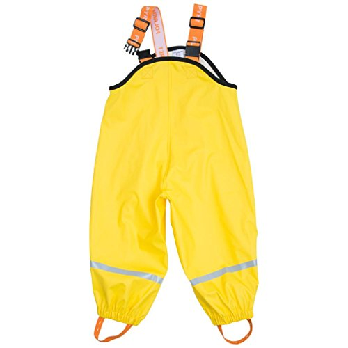 Price comparison product image POLARN O. PYRET RAIN PANTS (BABY) - 1-2 years / Maize